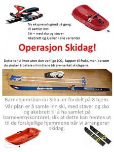 Operasjon Skidag!